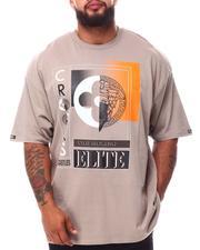 Crooks & Castles - Lux Medusa T-Shirt (B&T)-2654717