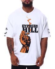 Crooks & Castles - Cypress Hill Smoke T-Shirt (B&T)-2654733