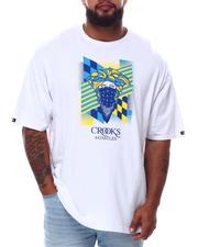 Crooks & Castles - Checkers T-Shirt (B&T)-2654765