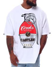 Crooks & Castles - OG Grenade T-Shirt (B&T)-2654772