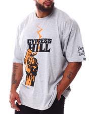 Crooks & Castles - Cypress Hill Smoke T-Shirt (B&T)-2654795