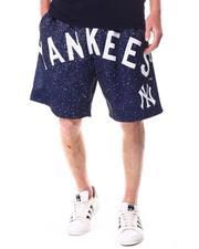 Mitchell & Ness - NEW YORK YANKEES Jumbotron Sublimated Shorts-2653827