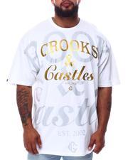 Crooks & Castles - Timeless T-Shirt (B&T)-2654845