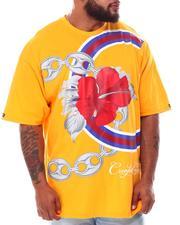 Crooks & Castles - Aloha Friday T-Shirt (B&T)-2654879