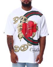 Crooks & Castles - Aloha Friday T-Shirt (B&T)-2654883