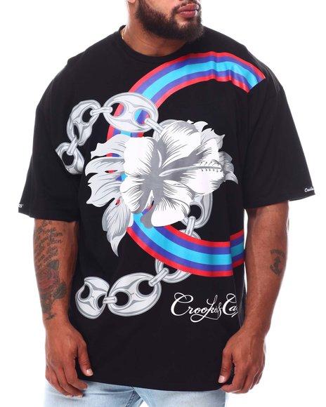 Crooks & Castles - Aloha Friday T-Shirt (B&T)