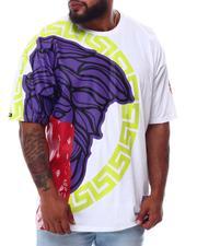 Crooks & Castles - Grecco Bandito T-Shirt (B&T)-2654903