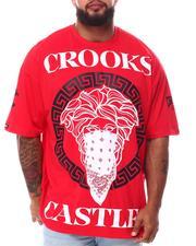 Crooks & Castles - Cardinal 2 T-Shirt (B&T)-2654927