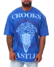 Crooks & Castles - Cardinal 2 T-Shirt (B&T)-2654935