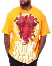 Crooks & Castles - Medusa Greco Block T-Shirt (B&T)-2654950