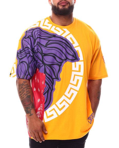 Crooks & Castles - Grecco Bandito T-Shirt (B&T)