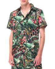 MAISON NOIR - Safari SS Shirt-2654982