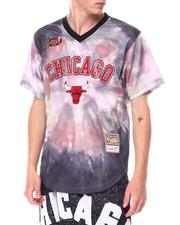 Mitchell & Ness - CHICAGO BULLS Tie-Dye Mesh Jersey-2653751
