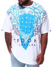 Crooks & Castles - Grecco Front T-Shirt (B&T)-2654986