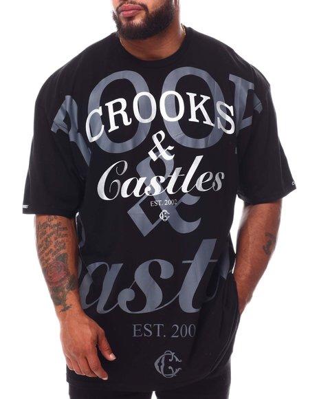 Crooks & Castles - Timeless T-Shirt (B&T)
