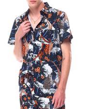 MAISON NOIR - Jungle SS Shirt-2654748