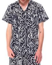 MAISON NOIR - Hawaii SS Shirt-2655003