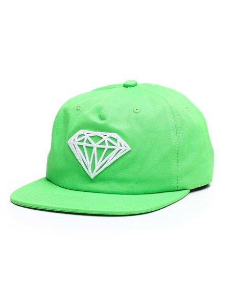 Diamond Supply Co - Brilliant Unconstructed Snapback Hat