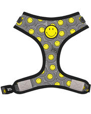 Pet Shop - Smiley x Fresh Pawz Happy Collection Adjustable Mesh Harness-2655376