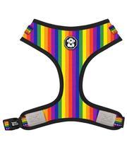 Pet Shop - Pride Flag Adjustable Mesh Harness-2655384