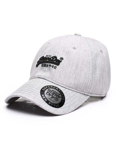 Superdry - Orange Label Wash Twill Dad Hat