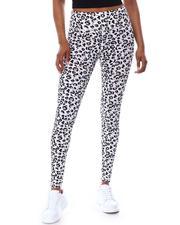 Fashion Lab - Active Leopard Print Leggings-2651416