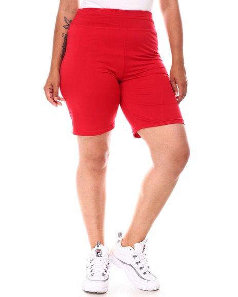 Fashion Lab - Bicker Shorts (Plus)