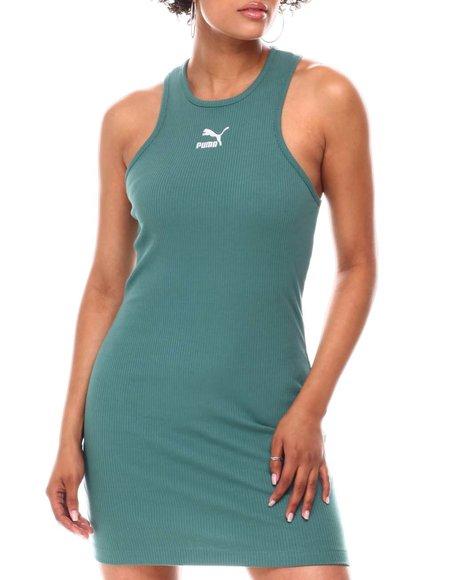 Puma - Classics Ribbed Summer Dress