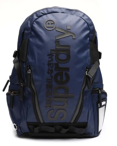 Superdry - Silver Tarp Backpack (Unisex)