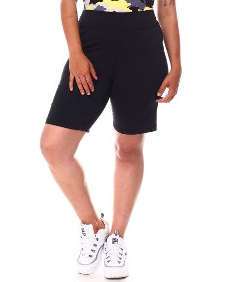 Fashion Lab - Biker Shorts (Plus)
