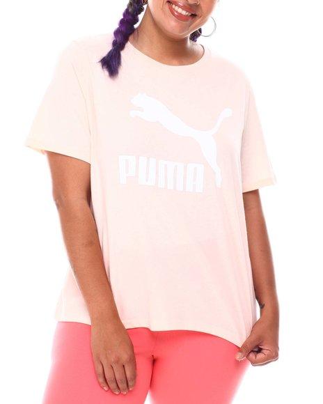 Puma - Classics Logo Tee (Plus)
