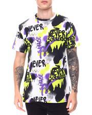 Buyers Picks - Never Surrender Graffiti Tee-2652264