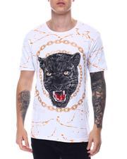 Buyers Picks - Black Puma Rhinestone T-Shirt-2656037