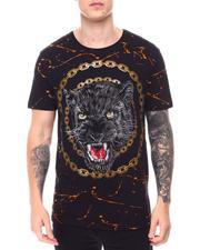Buyers Picks - Black Puma Rhinestone T-Shirt-2656044