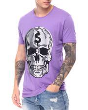 Buyers Picks - Skull Rhinestone T-Shirt-2656051