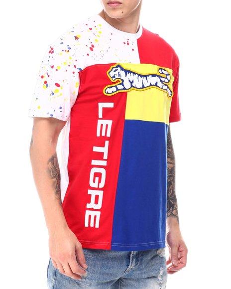 Le Tigre - Blast Block Tee