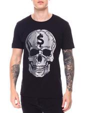 Buyers Picks - Skull  Rhinestone T-Shirt-2656058