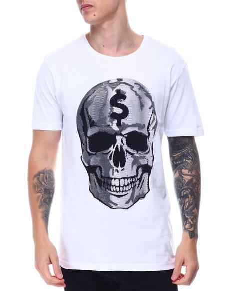 Buyers Picks - Skull  Rhinestone T-Shirt