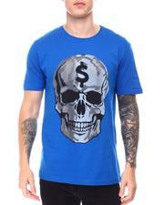 Buyers Picks - Skull  Rhinestone T-Shirt-2656083