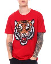 Buyers Picks - Tiger Face Rhinestone T-Shirt-2656105