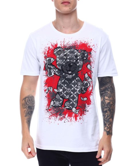 Buyers Picks - Teddy Bear Rhinestone T-Shirt