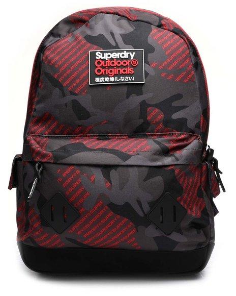 Superdry - Logo AOP Camo Montana Backpack (Unisex)