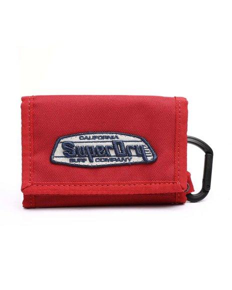 Superdry - Cali Velcro Wallet