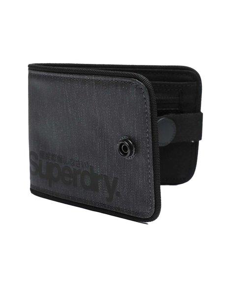Superdry - Tarp One Popper Wallet