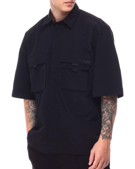 Hugo Boss - Ermilio Drop Shoulder SS Shirt Jacket