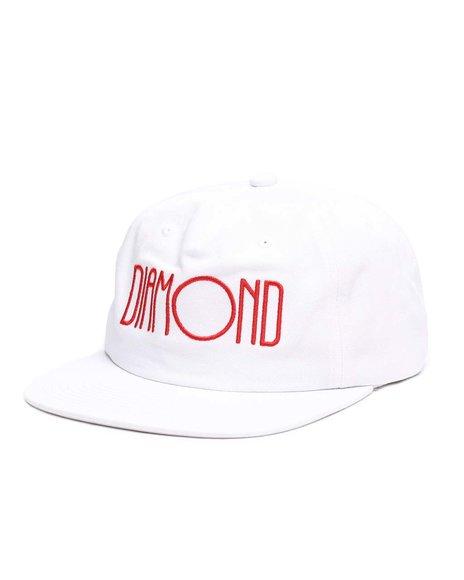 Diamond Supply Co - Diamond Deco Strapback Hat