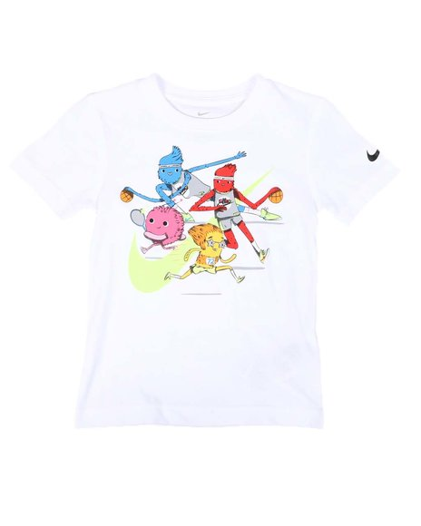 Nike - Lil Monsters Graphic Tee (4-7)