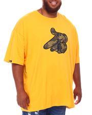 Crooks & Castles - Camo Hand T-Shirt (B&T)-2655659