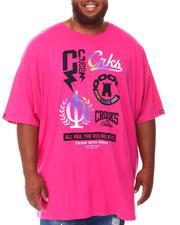 Big & Tall - Crooks With Pride T-Shirt (B&T)-2655668