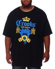 Big & Tall - New Crown T-Shirt (B&T)-2655732